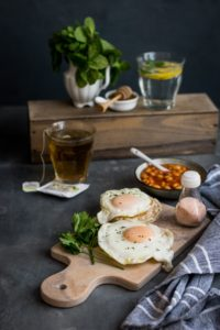 Eggs meat for weight loss