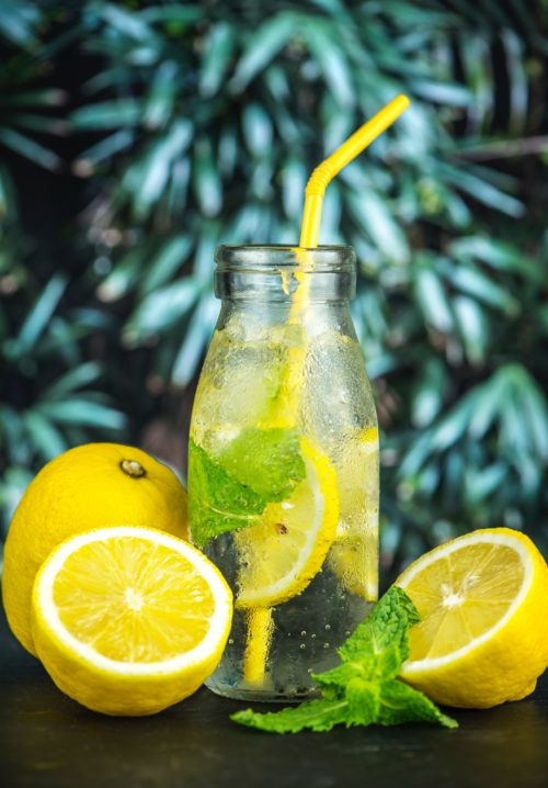 Drink lemon honey water for weight loss if you weigh over 200lbs