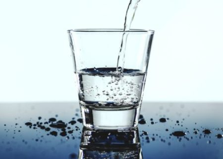 Drink fresh water for losing weight