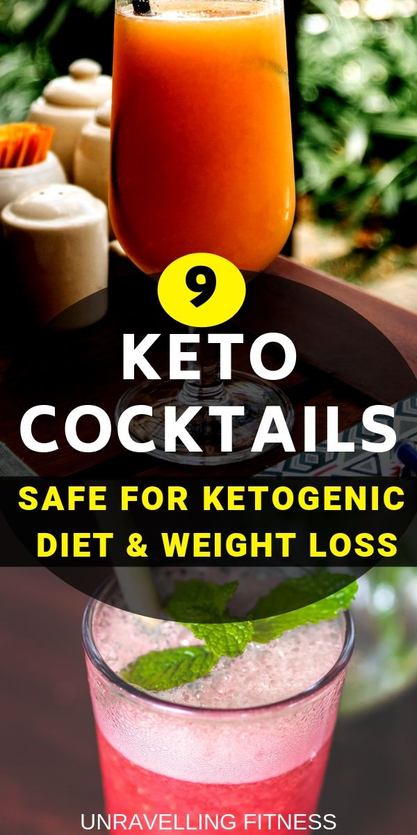 These 9 healthy Keto alcohol recipes are highly suitable to fullfil the needs of thee taste buds especially in a hot summer afternoon and abides by the keto diet rules.