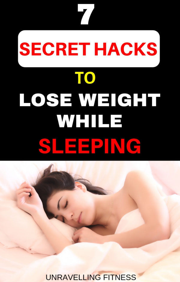How awesome would it be if you could lose weight sleeping??? Yup follow these 7 easy tips to lose weight just by doing nothingand by only lying on your bed.