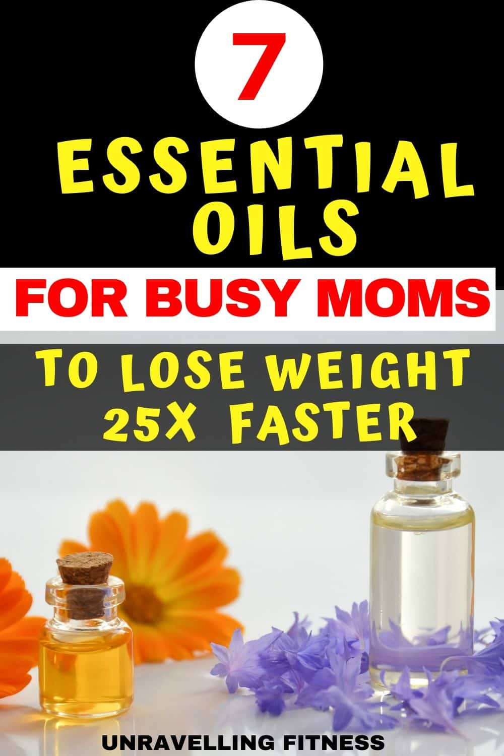 essential oil for weight loss