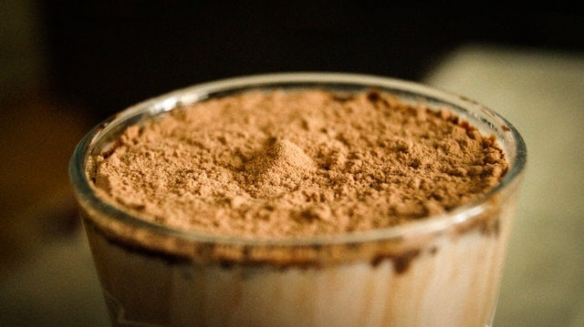Protein powder as weight loss supplement