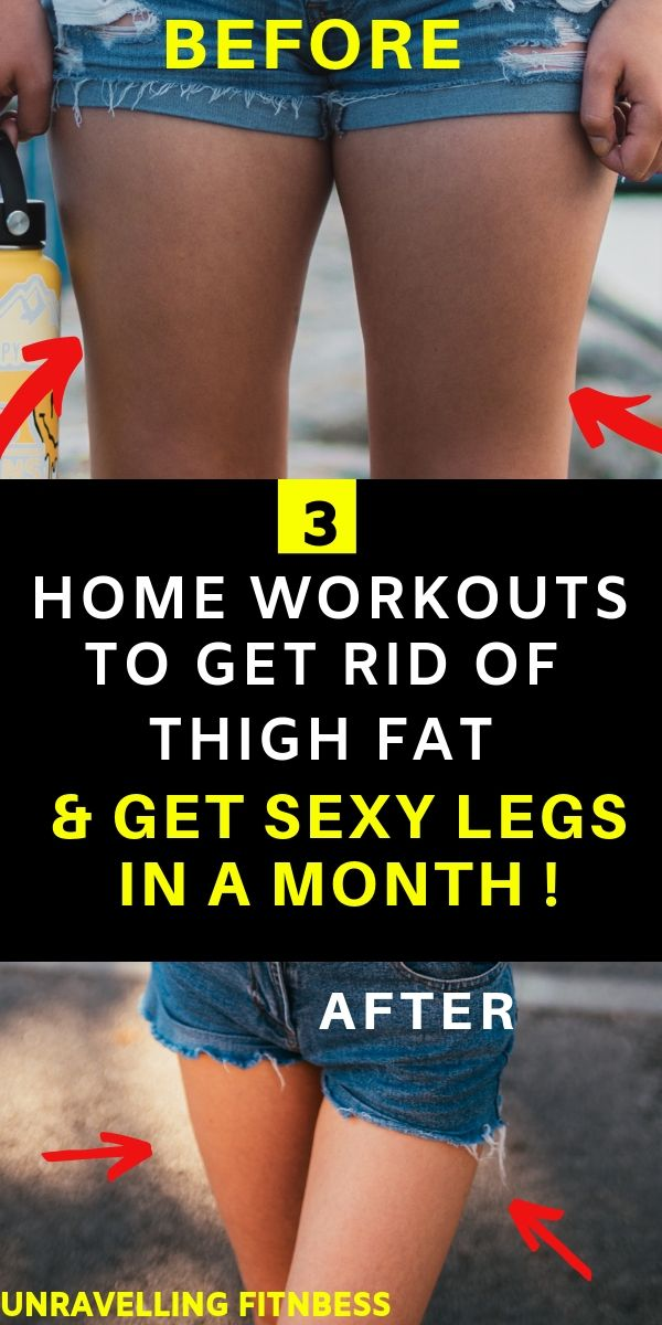 Fast thigh fat loss workouts for women