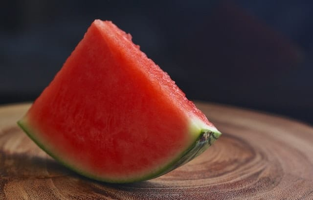 Watermelon: Zero calorie foods